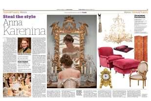 Steal the style: Anna Karenina