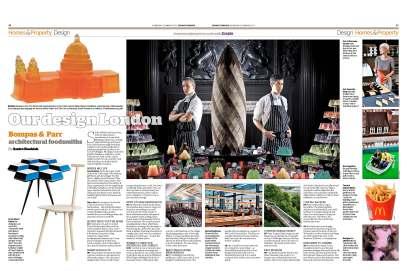 Design London: Bompas & Parr