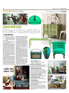 Steal the style: Emerald City