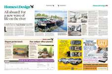Houseboats for the Independent