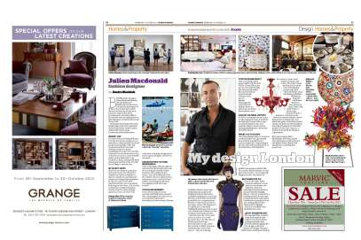 My Design London: Julien Macdonald