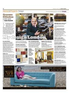 My Design London: Graeme Ellisdon