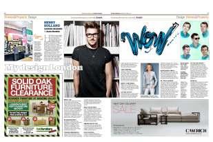 My Design London : Henry Holland