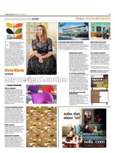 My Design London: Orla Kiely