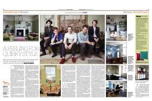 My Home: Dan Gillespie Sells