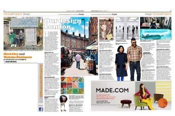 Our Design London: Eley Kishimoto